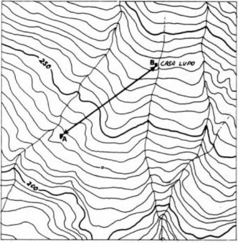Introduzione alla cartografia for Planimetrie 1 livello